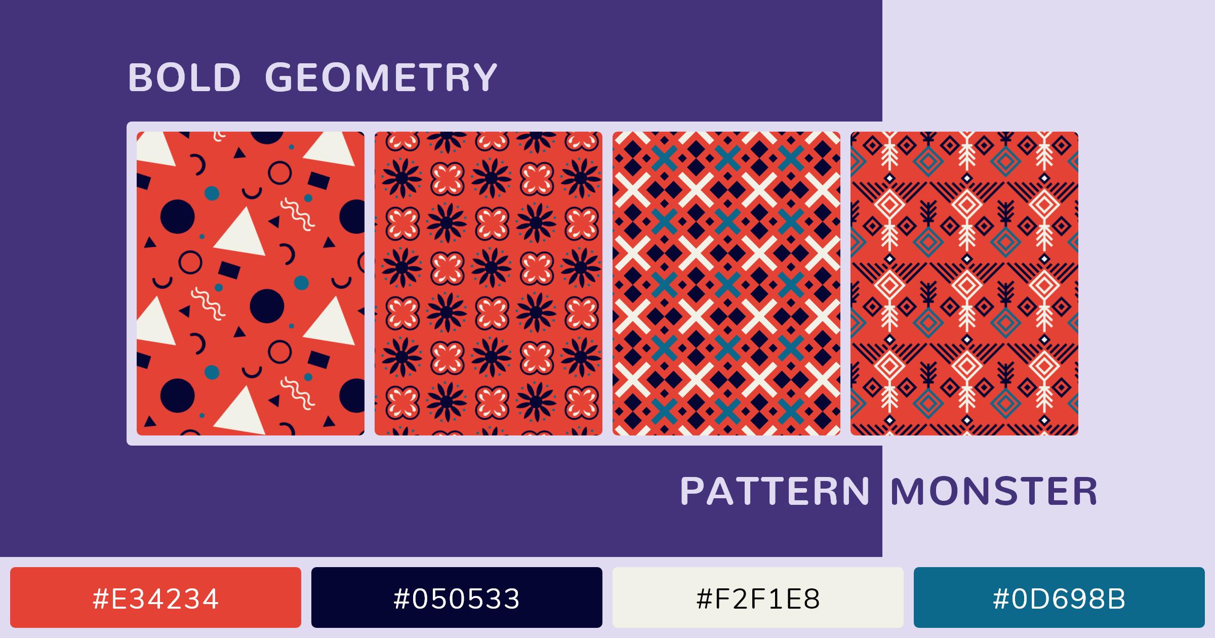 Bold Geometry